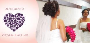 Vitoria Rios e Altino um casamento feito sob as ondas do rádio