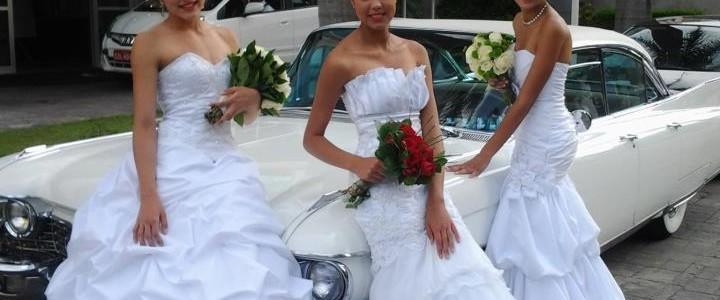 Vestidos de noiva e babados uma dupla de sucesso!