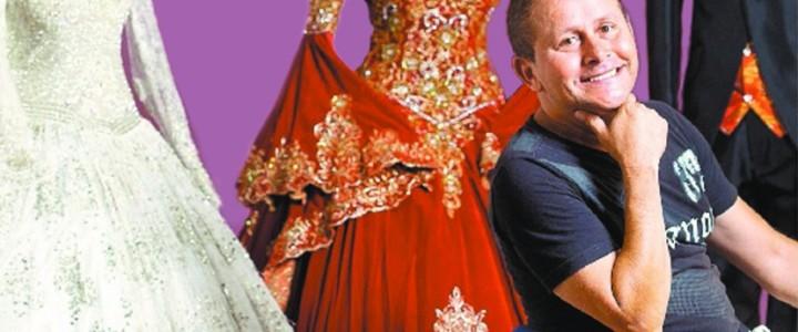 Noivas Ciganas usam dois vestidos, um branco e um vermelho